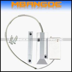 Wireless Magnetic Door Window Sensor Alarm for Rolling Door and Roller