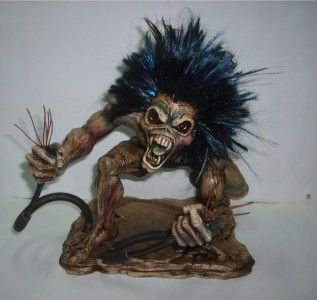 Iron Maiden Eddie´s Sculpture A Real Live One, Figure,Statue, The