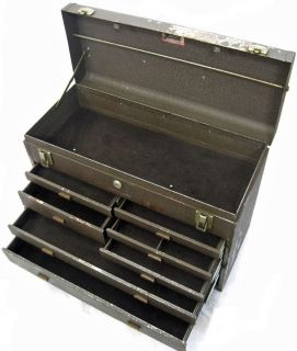 Buddy L Wooden Tool Box