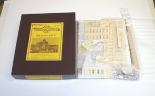 Magnuson Models Merchants Row II Building Kit HO