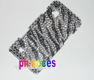 Diamante Bling Case Diamond Gem Cover for Samsung GT S5260 Tocco Icon