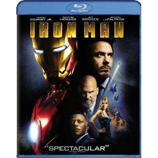 Iron Man Blu Ray Disc 2011