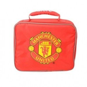 Manchester United Official Lunch Bag Box New