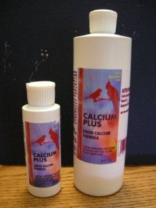Morning Birds Liquid Calcium Plus for All Birds
