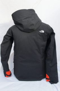 North Face Mens Medium Mansell Jacket TNF Black Winter Ski $599