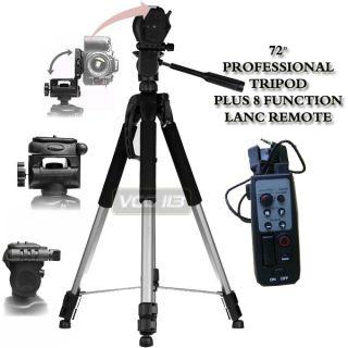 Pro Remote Control Tripod 72 for Canon XL1S XL1 3CCD