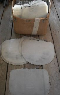 25 Maple Syrup Sap Bucket Plastic Covers Lids