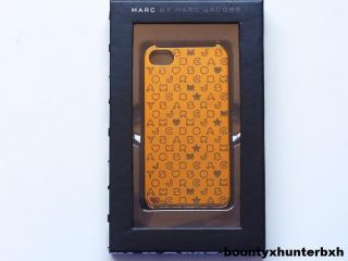 Marc Jacobs Apple 4G iPhone 4 4S Metallic Copper Case Cover Skin