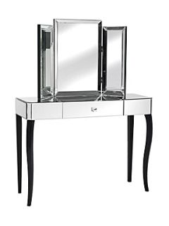 Black Orchid Chelsea Dressing Table Mirror