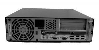 Lenovo IBM Desktop PC Windows 7 Core 2 Duo 4 GB RAM 250GB HD DVD RW