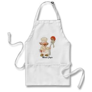 Happy Chef Apron   SRF
