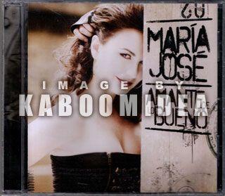 Maria Jose Amante de Lo Bueno CD New 2010 Mariajose