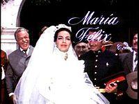 María Félix in La Valentina (1966)