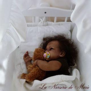 Reborn Toddler Baby Mao Ethnic Linda Murray Kit