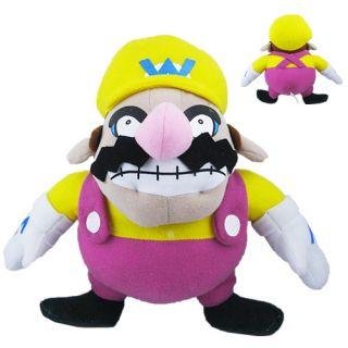Super Mario Wario Soft Stuffed Plush Doll Toy