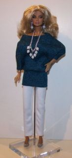 Marissa OOAK Outfit for Fashion Royalty DG Barbie