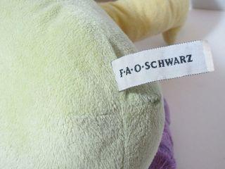 FAO Schwarz 19 Eebees Adventures Stuffed Plush Eebee Schwartz