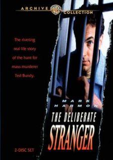 The Deliberate Stranger New SEALED DVD Warner Archive