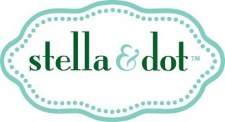 Stella and Dot Garden Party Earrings and Stretch Medallian Bracelet