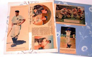 1910s Wool Iver Johnson Baseball Uniform wih Ha Jersey Pans Socks