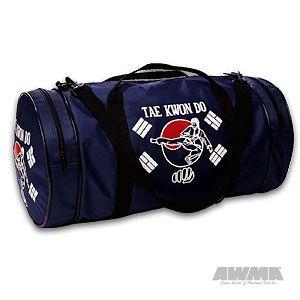 Taekwondo Duffel Bag Martial Arts Equipment TKD Gear