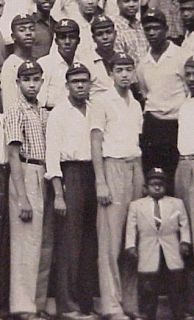 1947 Morehouse College Photo Martin Luther King Jr