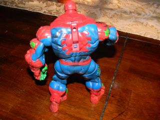 Spider Hulk Toy Biz Spiderman Classics Figure Loose 2006 Marvel