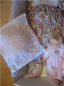 PAULINE BJONNESS JACOBSEN DOLL MARY BETH Doll NIB RARE Gorgeous So