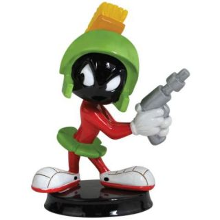 Looney Tune Marvin The Martian Mini Bobble Head Figurine 13997