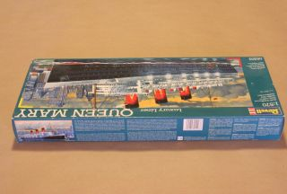 Revell Queen Mary Luxury Liner 1 570 Scale New 6