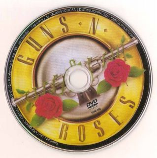 Guns N Roses DVD Live 1991 St Louis Riot AXL Rose All Regions Slash