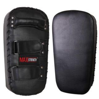 Thai Kick Pad Strike Shield Focus Punch Bag Boxing MMA Martial Arts