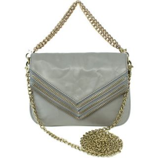 Matt and Nat Hendrix Grey Vegan Leather Handbag