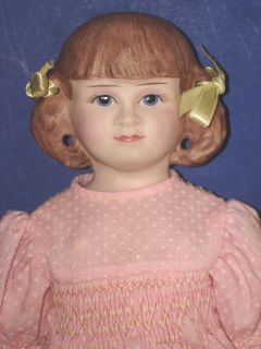 Artist Diana Crosby Little Miss Sunshine Convention Doll UFDC 1974