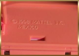 1998 Barbie Doll Mattel House