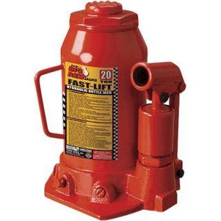 Torin 20 Ton Fast Lift Bottle Jack T92003K