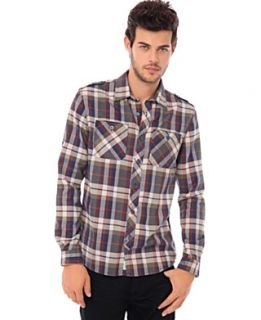 Buffalo David Bitton Shirt, Savil Flannel Plaid Shirt