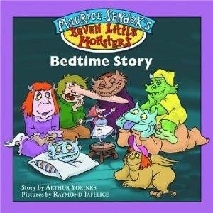 Maurice Sendaks 7 Little Monsters Bedtime Story 1st Ed
