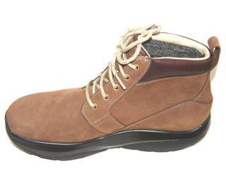 New Mens MBT Rafiki GTX Gore Tex Fitness Shoes Boots Otter Brown 42 1