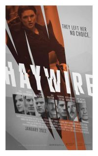 Haywire Poster Movie D 27x40 Channing Tatum Michael Fassbender Ewan