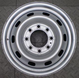 2185 Dodge RAM 2500 3500 17 Steel Silver Wheel Rim