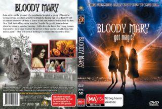 Bloody Mary New DVD Teenage Girl Nurse Mirror Sacrificial Hazing