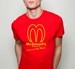 644 McDowells Burgers Funny Big Mic Coming to America Randy Watson