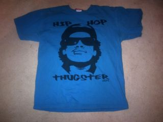 Eazy E Official Limited Ed Shirt Ruthless Records M Medium