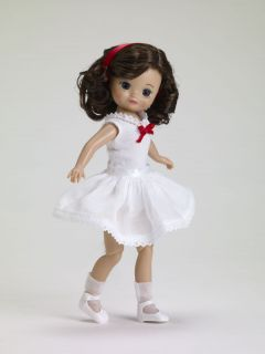 Tonner 8 Betsy McCall Basic Tiny Betsy Brunette E8BCBD01