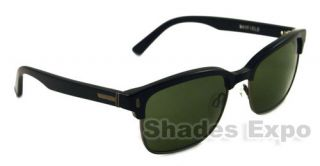 New Von Zipper Sunglasses VZ Mayfield Black bkv Auth