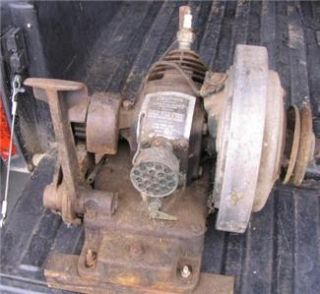 Maytag Engine Motor Vintage Hit N Miss 92