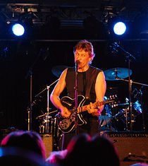 John Kay & Steppenwolf Sleeveless Concert Shirt Born To Be Wild Tour