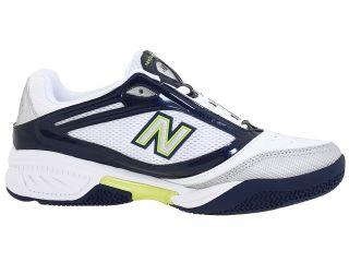 New Balance Mens MC900 Tennis Shoes Sneakers White
