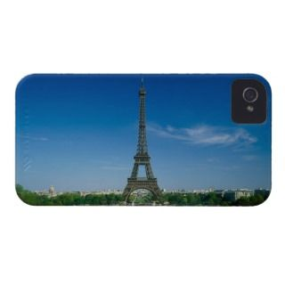 Eiffel Tower, Paris, France iPhone 4 Case